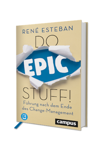 Do Epic Stuff! - Das Buch